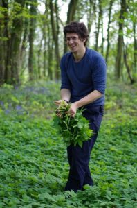 Foraging with James Wood