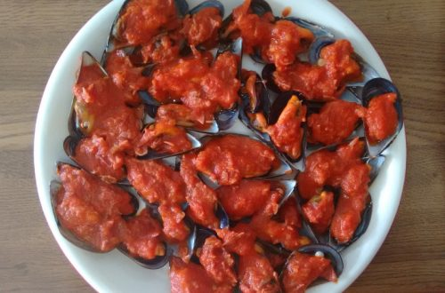 Recipe for Galician Mussels